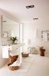 10 Baños modernos y prácticos