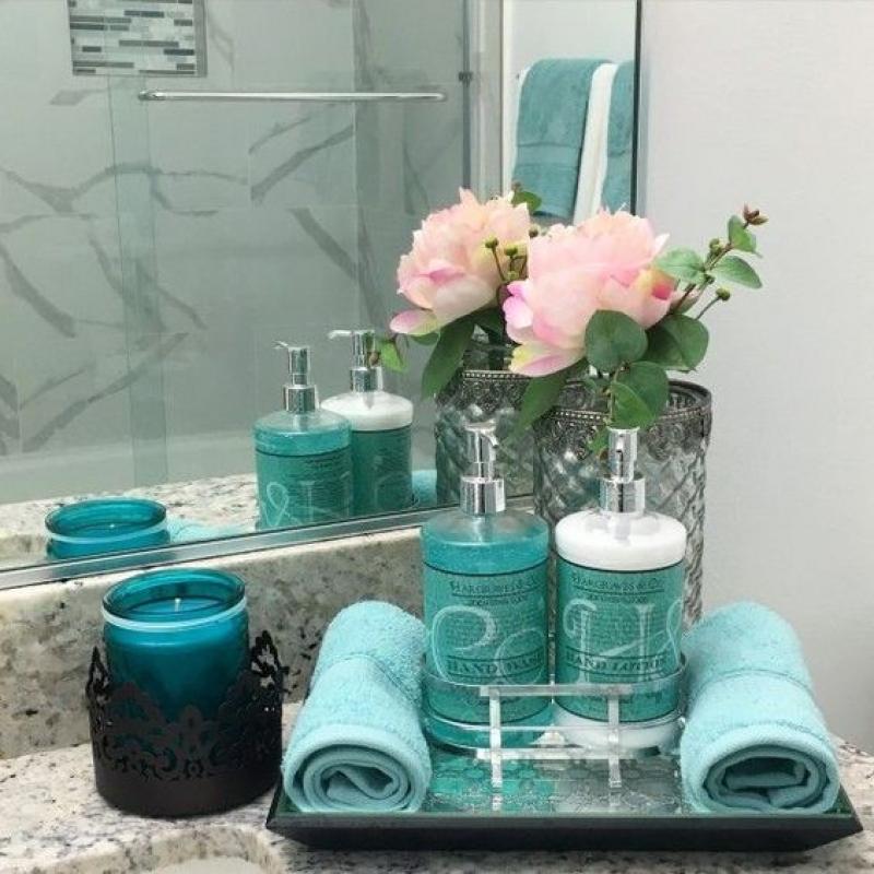 10 ideas para decorar baño