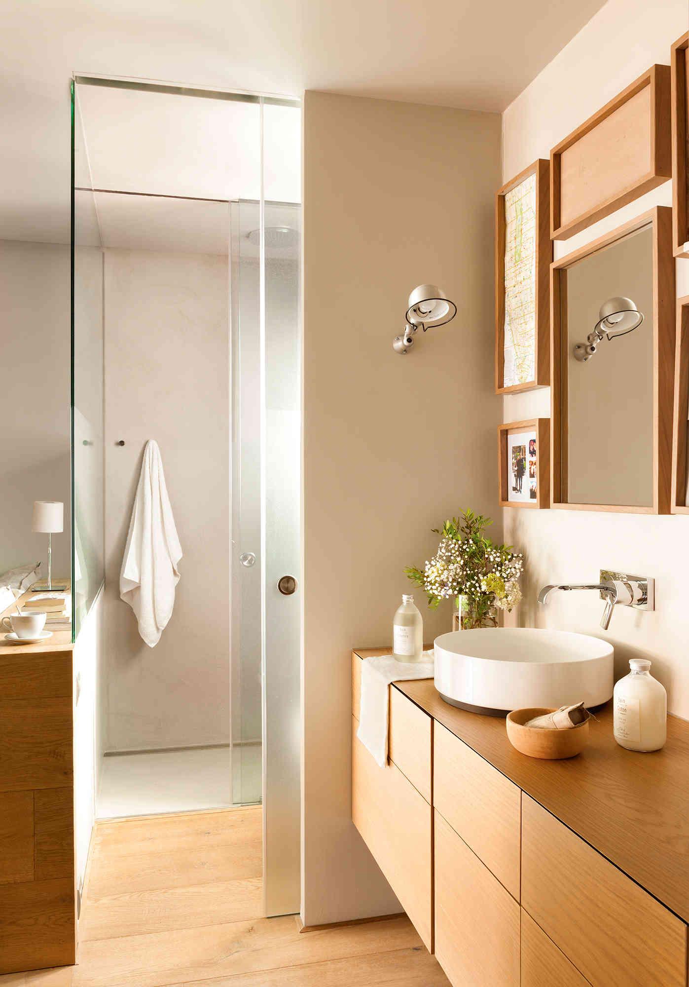 3 bano moderno con cabina de ducha y sanitarios fontaneros madrid reparaciones urgentes madrid