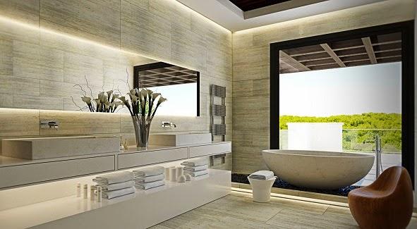 fontaneros en madrid instalamos baños en casas de lujo de madrid