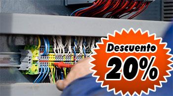 electricistas urgentes en madrid descuento