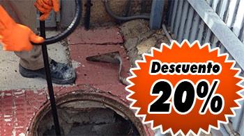 Poceros urgentes en Pinto
